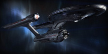 Enterprise von Star Trek XI