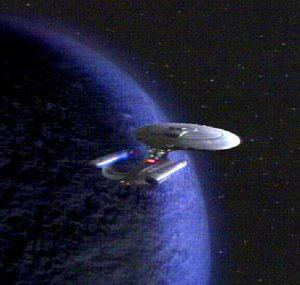 Enterprise 1701 D